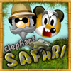 Play Elephant Safari On Fudge U Games