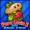 Play Papa Louie 2 On Fudge U Games