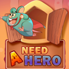 Play Need A Hero On Fudge U Games